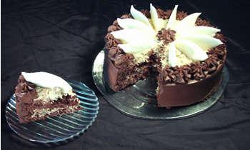 boston creme torte